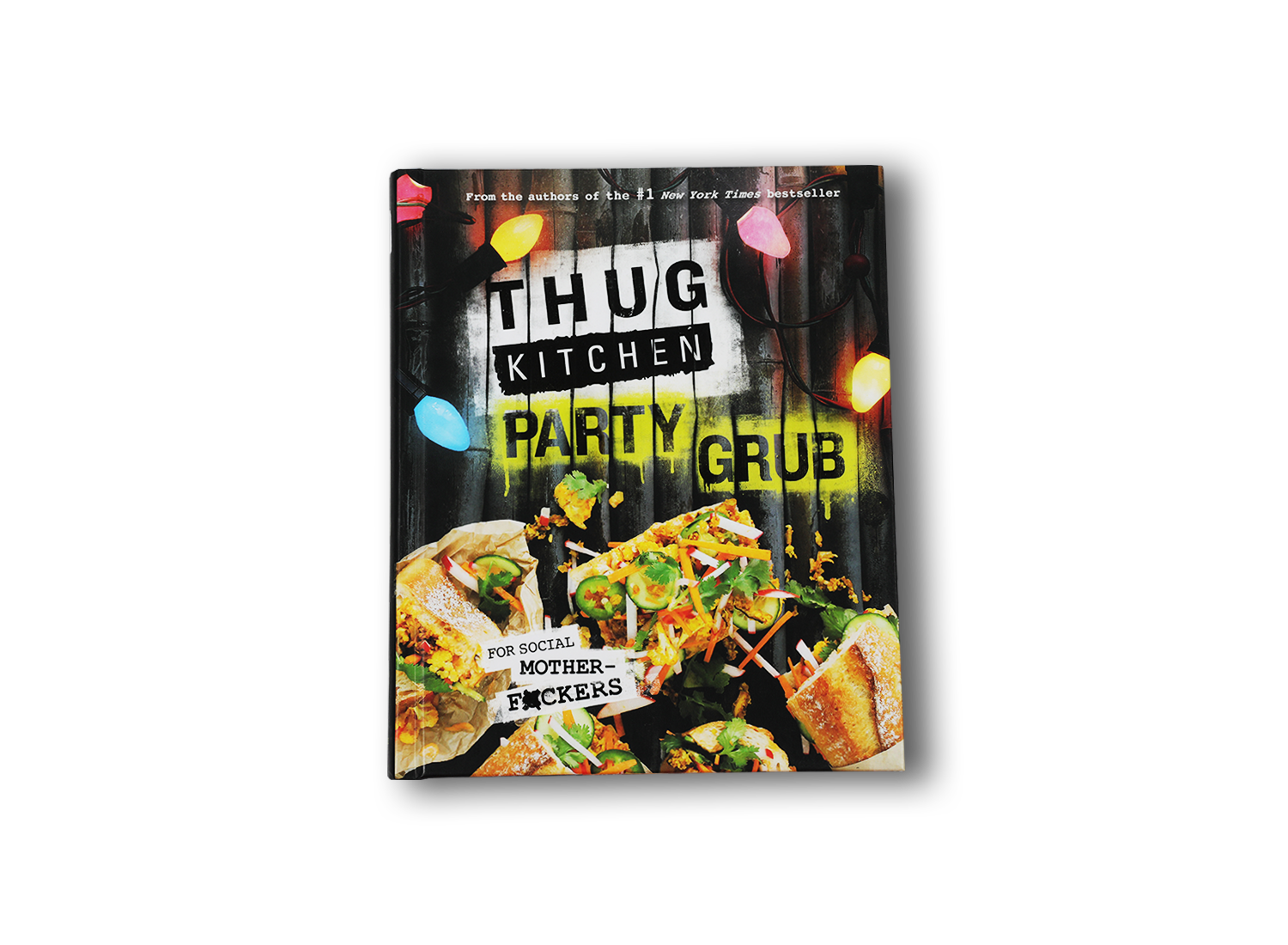 TK2: Party Grub - Front Cover