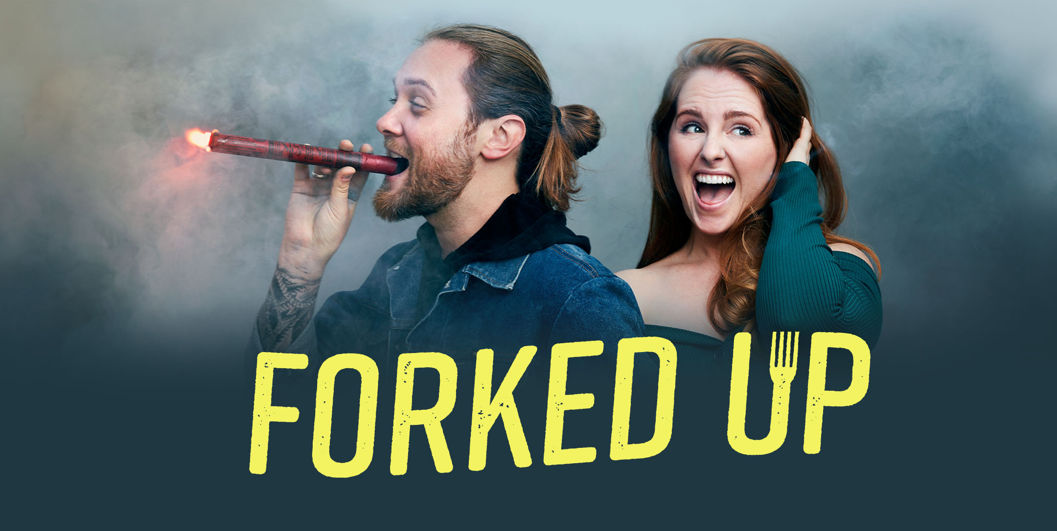 Forked Up: A podcast by Thug Kitchen