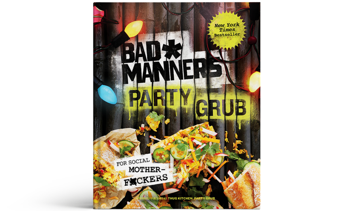 Bad Manners - Party Grub