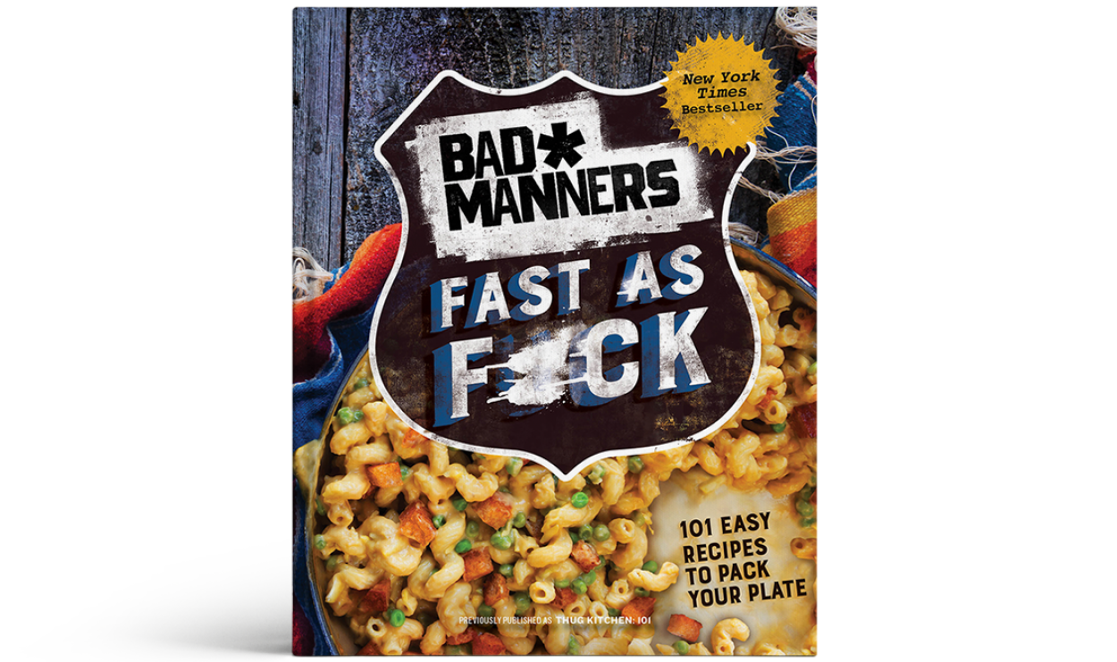 BAD MANNERS: Fast As Fuck