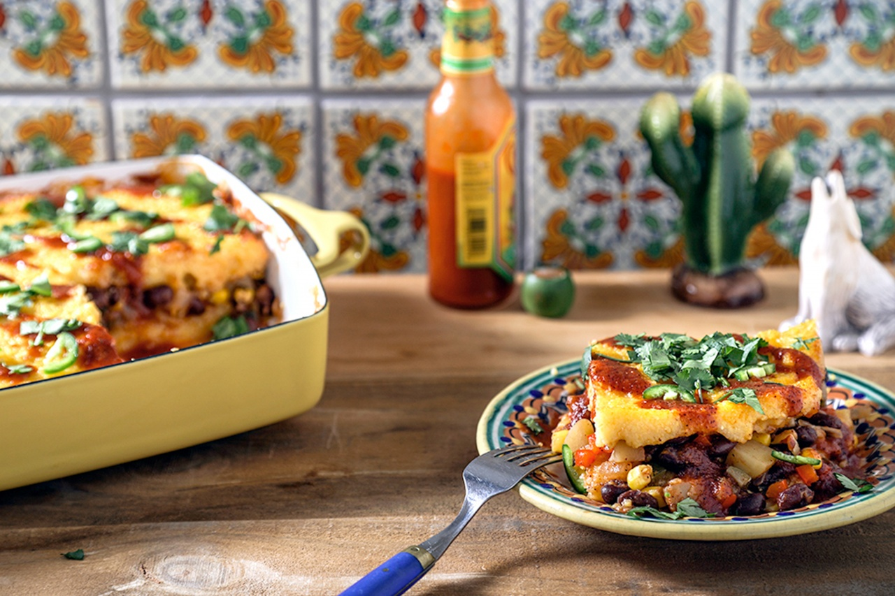 Breakfast Tamale Pie - Thug Kitchen