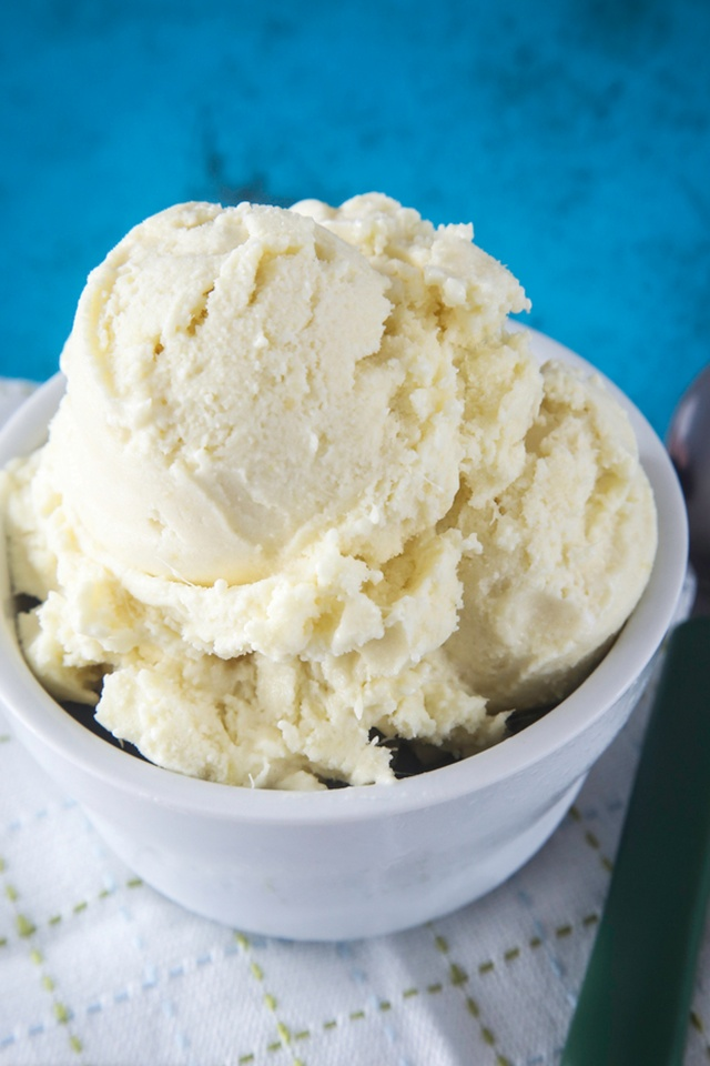 Piña Colada Ice Cream - Thug Kitchen
