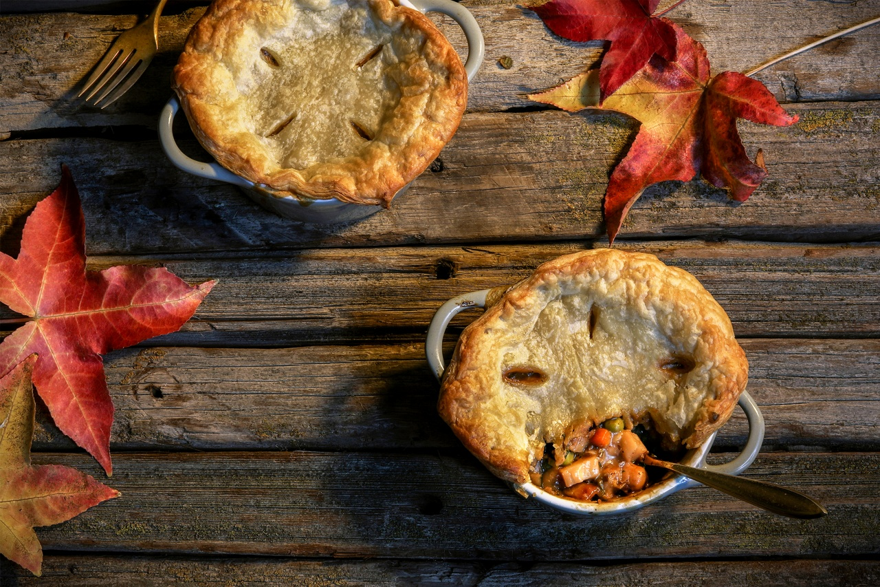 Vegetable Potpies - Thug Kitchen