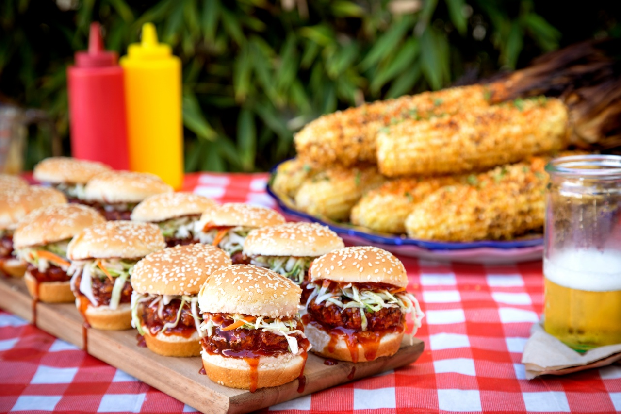 BBQ Bean Sliders