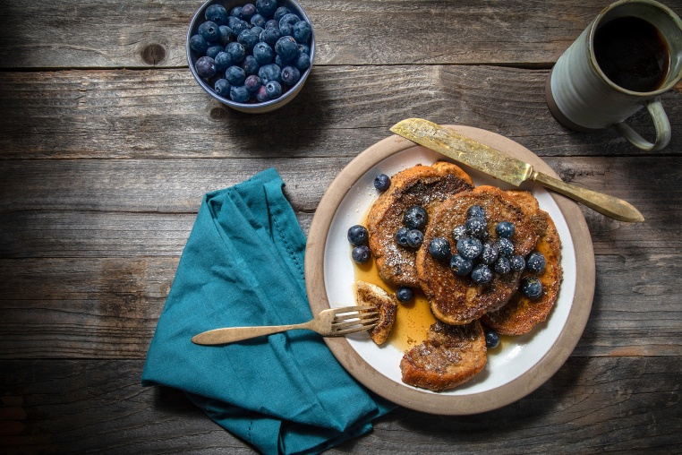Earl Grey French Toast - Thug Kitchen