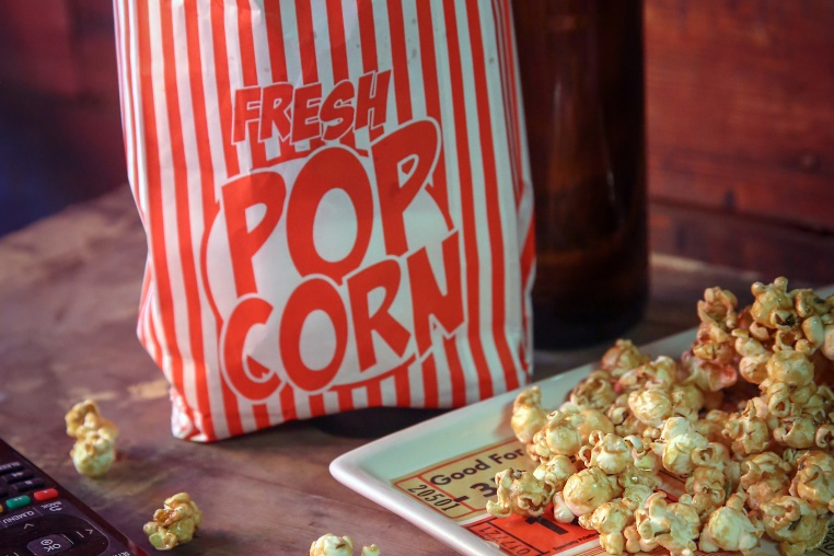 Rosemary Caramel Corn - Thug Kitchen