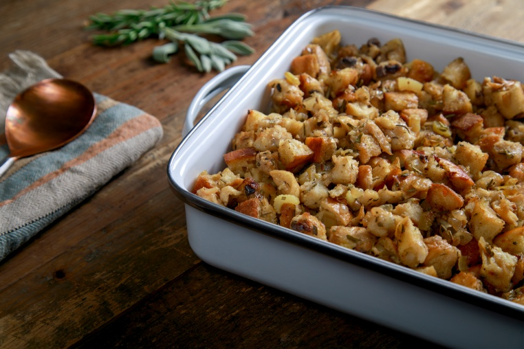 Sourdough Herb Stuffing