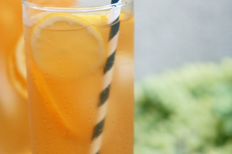 Spiked Citrus Iced Tea - Thug Kitchen